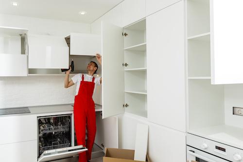 Hängeschrank Küche montieren Berlin