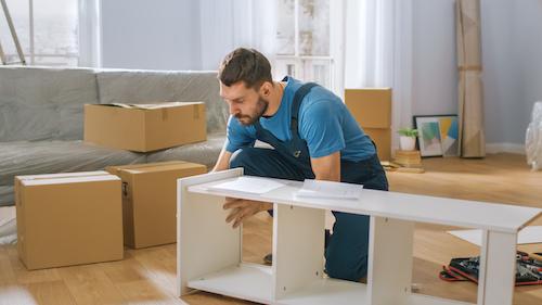 IKEA Möbel aufbauen lassen Berlin