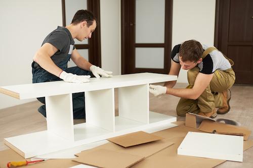 IKEA aufbauen Berlin