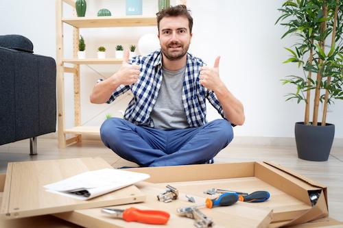 Möbel abbauen und wieder aufbauen Berlin